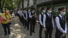Empresa estatal chinesa ordena que funcionários participem dos testes de vacina para COVID-19, revela documento vazado