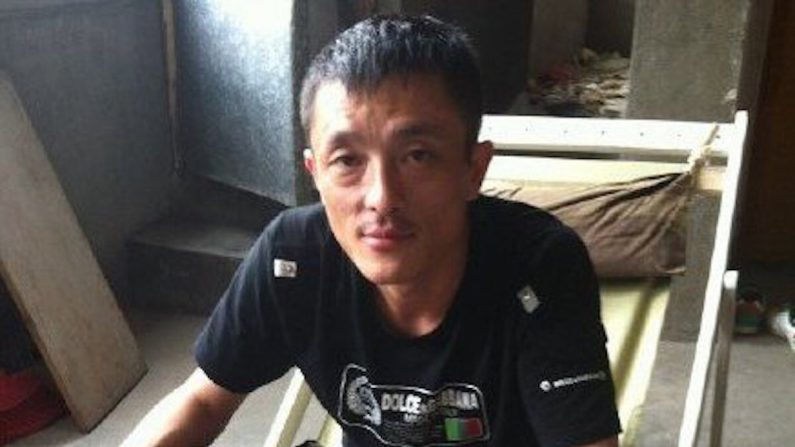 Jornalista ativista chinês se opõe à tortura na prisão