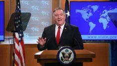 Mike Pompeo: 'Chegou a hora de Maduro partir'