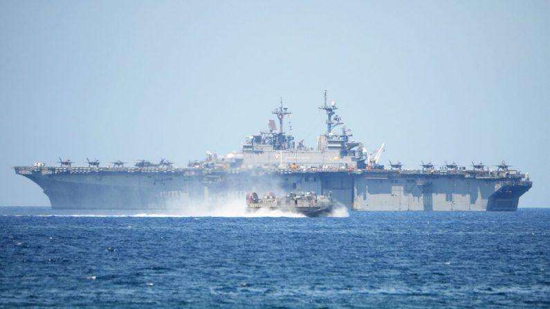 EUA rejeitam oficialmente alegações de Pequim no Mar da China Meridional