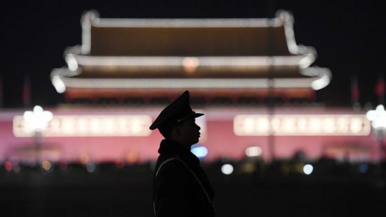 Guerra comunista silenciosa da China contra os EUA