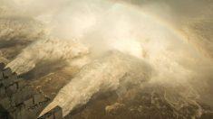 Terceiro pico de inundação na China este ano atinge rio Yangtze