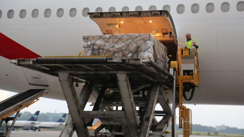 Emirados Árabes doam 10 toneladas de materiais de saúde ao Brasil