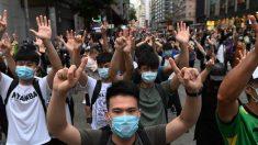 Primeiro protesto em Hong Kong sob lei de segurança tem saldo de 370 detidos
