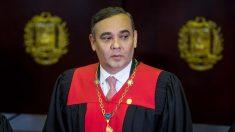 EUA oferecem recompensa de US$ 5 milhões por chefe do Supremo da Venezuela