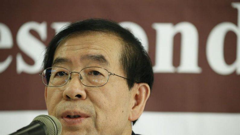 Polícia sul-coreana encontra corpo do prefeito de Seul