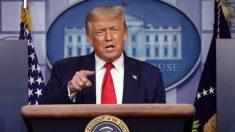 'Irã nunca terá uma arma nuclear', afirma Trump