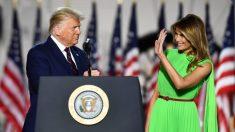 Trump aceita nomeação presidencial republicana