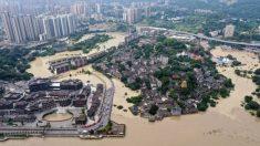 Autoridades chinesas alertam que pior ainda está por vir após enchentes atingirem novas máximas
