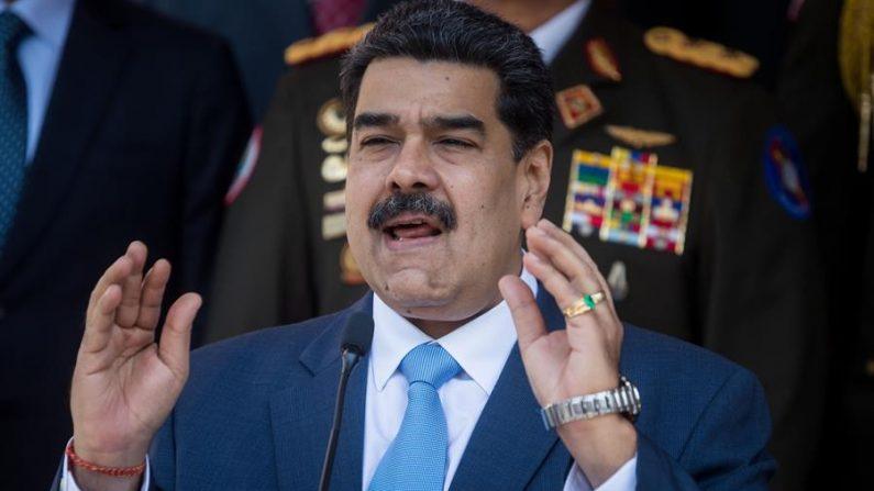 Maduro diz que 'não é uma má ideia' comprar mísseis do Irã para Venezuela