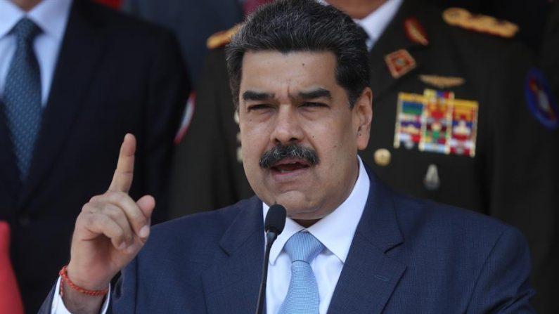 Maduro recebe grupos terroristas na Venezuela, afirma relatório