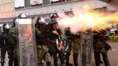 Reino Unido interrompe treinamento policial em Hong Kong