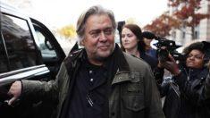 Steve Bannon se declara inocente de fraude e é libertado sob fiança