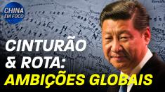Cinturão e Rota; ambições globais