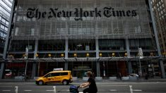 The New York Times remove anúncios de propaganda chineses