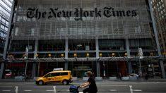 The New York Times remove anúncios de propaganda chineses