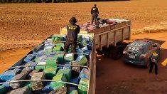 Operação Hórus faz a maior captura de drogas da história do Brasil