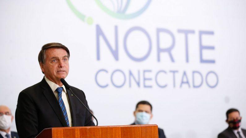 Governo anuncia construção de 650 km de fibra óptica na Região Norte
