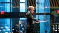 Secretário-geral da ONU pede acordo global contra desigualdades