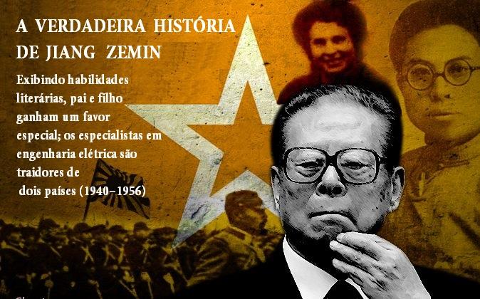 Tudo pelo poder: a verdadeira história de Jiang Zemin – Capítulo 2