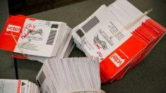 FBI descobre cédulas de correio descartadas de militares que votaram em Trump