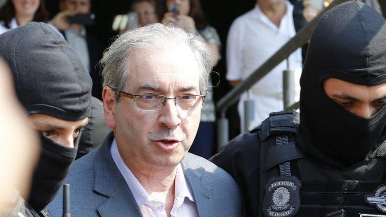 Eduardo Cunha é condenado por corrupção