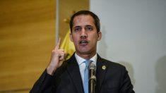 Guaidó insiste perante UE nas 'condições inaceitáveis' dos próximos atos legislativos