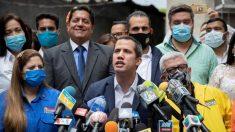 Guaidó afirma que Maduro perdoou oponentes para 'legitimar' as próximas eleições