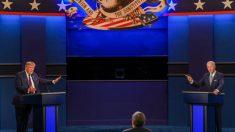 Trump e Biden discutem policiamento, pandemia e economia no primeiro debate presidencial