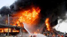 """Procurador-geral do Líbano determina investigação """"imediata"""" sobre incêndio"""