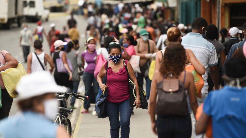 Crise e o galope pandêmico andam de mãos dadas na Venezuela