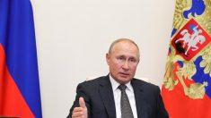 Putin propõe aos EUA trocar garantias de