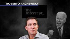 Glenn Greenwald não suportou os odores da instituição que ele próprio ajudou a fundar