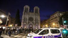 Terrorista mata três a facadas na Basílica de Nice, França, gritando 'Alá é grande'