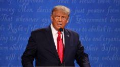 Donald Trump é censurado nas redes sociais