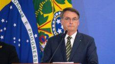 Bolsonaro faz acusação contra falsas informações sobre a Amazônia na ONU