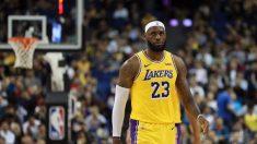 China retoma transmissão de jogos da NBA