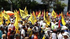 Oponentes venezuelanos denunciam 'aumento da repressão' contra manifestantes