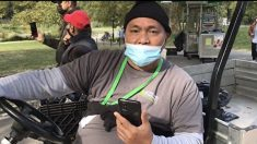 Funcionário do Central Park testemunha milagre de `nove palavras milagrosas`