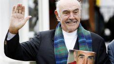 Morre o ator britânico Sean Connery