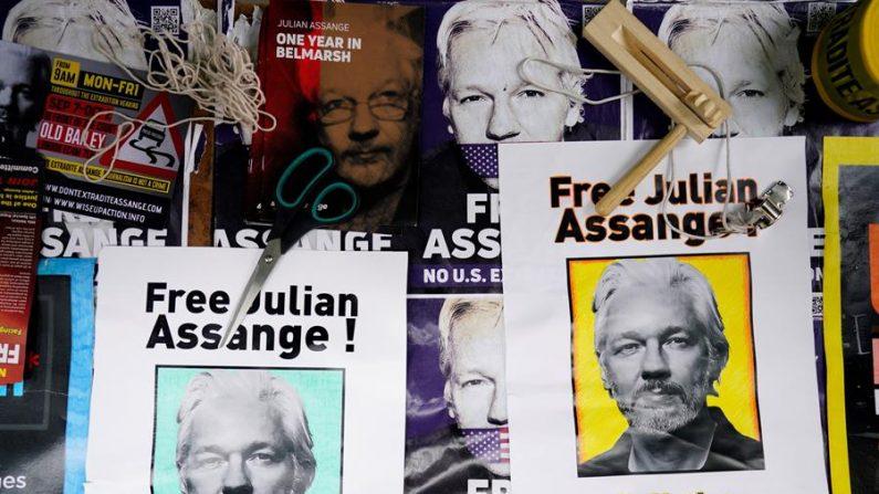 Sentença sobre extradição de Assange será anunciada em janeiro de 2021