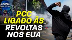 PCC ligado às revoltas nos EUA