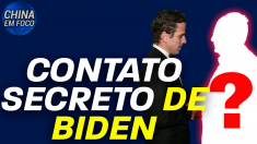 Contato secreto de Biden