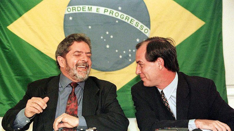 China une Lula e Ciro contra Bolsonaro