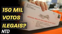 150 mil votos ilegais?