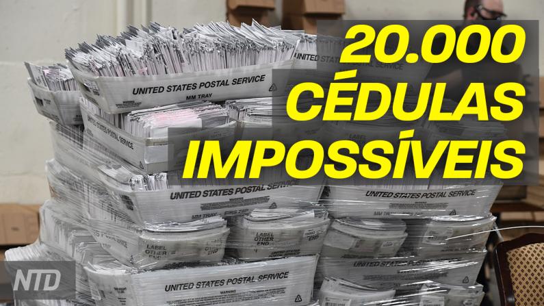 20.000 Cédulas impossíveis
