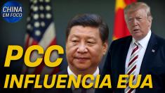 Pcc influencia EUA