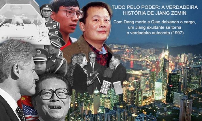 Tudo pelo poder: a verdadeira história de Jiang Zemin – Capítulo 9