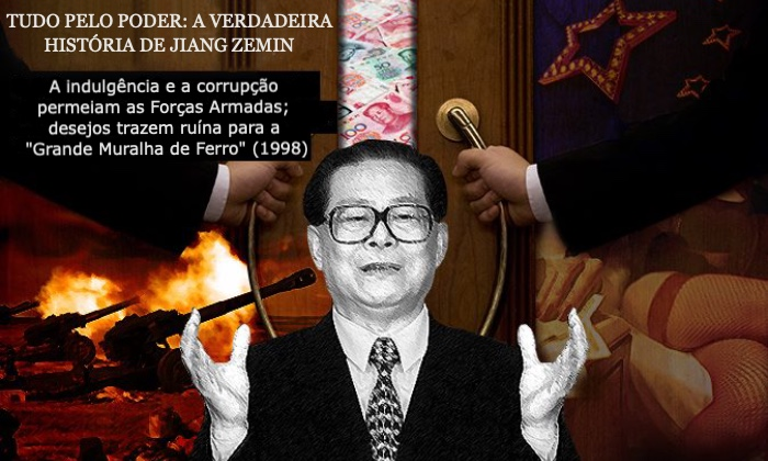 Tudo pelo poder: a verdadeira história de Jiang Zemin – Capítulo 10