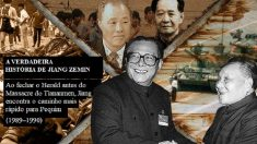 Tudo pelo poder: a verdadeira história de Jiang Zemin - Capítulo 5